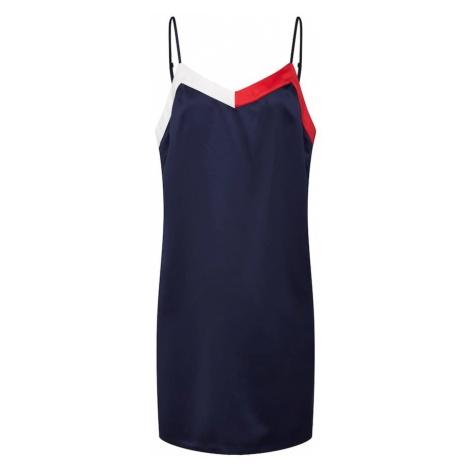 Tommy Hilfiger Underwear Koszula nocna 'STRAPPY DRESS' granatowy