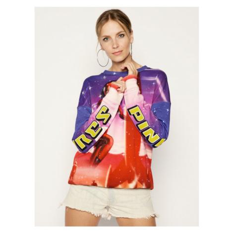 Pinko Sweter Al 19-20 PBK2 1B1493 Y5WY Kolorowy Regular Fit
