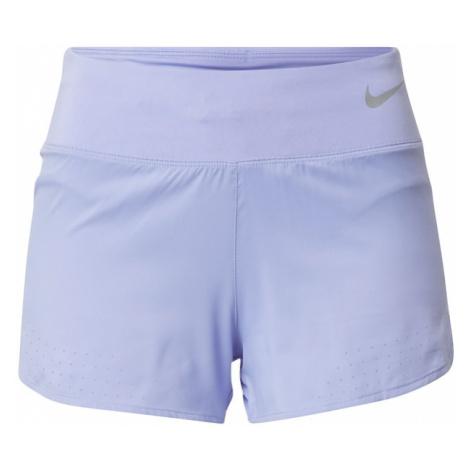NIKE Spodnie sportowe 'Eclipse' liliowy
