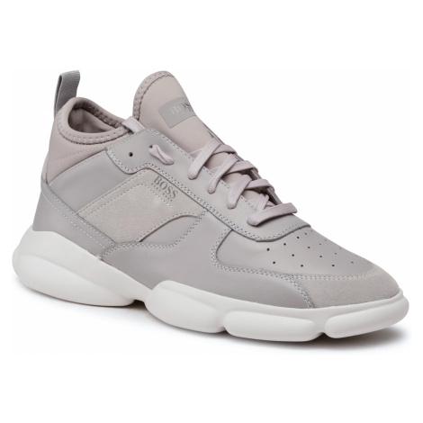 Sneakersy BOSS - Rapid 50440683 10214520 01 Light/Pastel Grey 050 Hugo Boss
