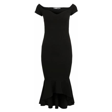 Missguided (Petite) Sukienka koktajlowa czarny