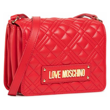 Torebka LOVE MOSCHINO - JC4002PP1CLA0500 Rosso