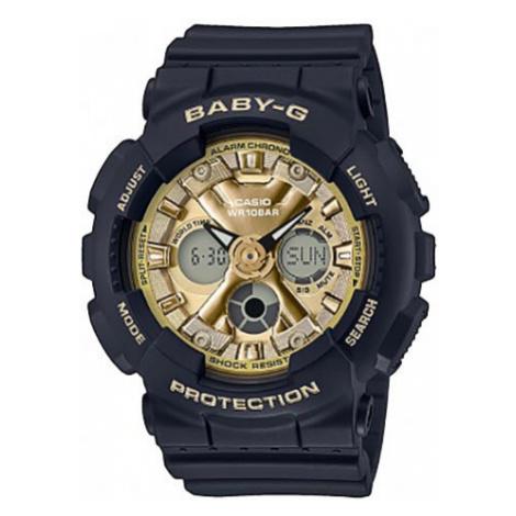 Zegarek BABY-G - BA-130-1A3ER Black/Black