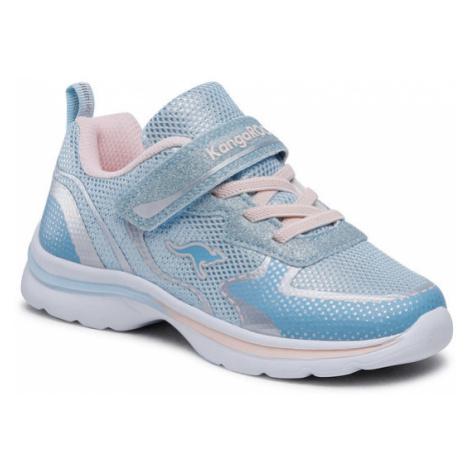 KangaRoos Sneakersy KangaGlozzy Ev 18704 000 4268 Niebieski