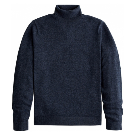 HOLLISTER Sweter granatowy