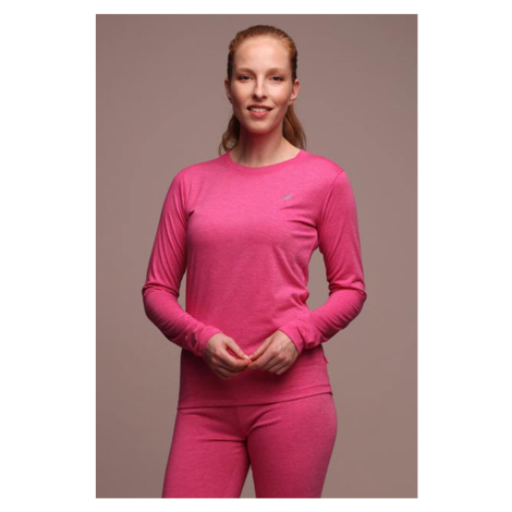 Różowe damskie termoaktywne koszulki