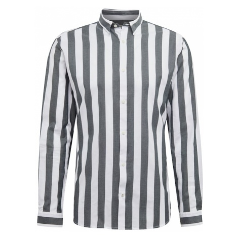 JACK & JONES Koszula 'JPRCHARLTON' ciemnozielony