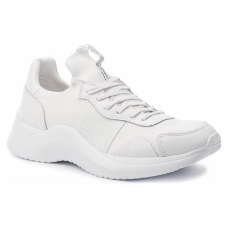 Sneakersy CALVIN KLEIN - Uzzle F2052 White