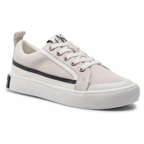 Trampki CALVIN KLEIN JEANS - Dodie R8525 Bright White/White/B