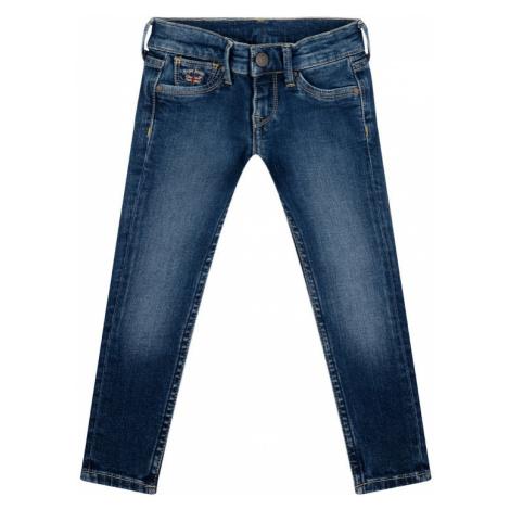 Dziewczęce jeansy Pepe Jeans