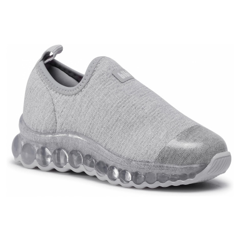 Sneakersy BIBI - Roller Celebration 1079081 Grey/Lurex/Silver