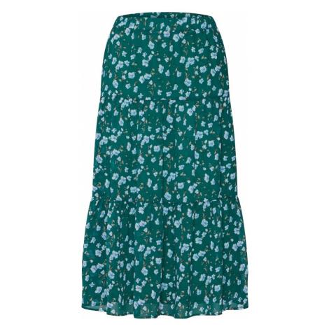 ONLY Spódnica 'onlTAKE' zielony
