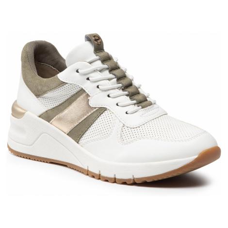 Sneakersy TAMARIS - 1-23787-36 Wht/Pistaccio 185