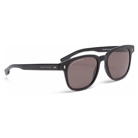 Okulary przeciwsłoneczne BOSS - 0956/S Black 807 Hugo Boss