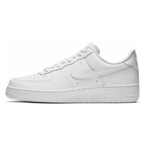 Buty męskie Nike Air Force 1'07 - Biel