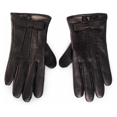 Rękawiczki Damskie GINO ROSSI - AR0193-000-OG00-9900-T Brązowy