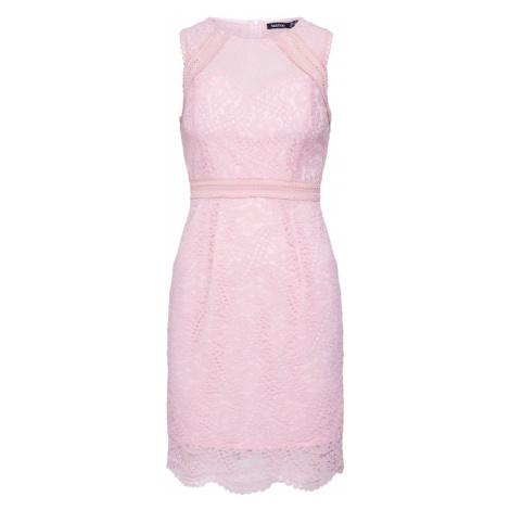 Boohoo Sukienka koktajlowa różowy