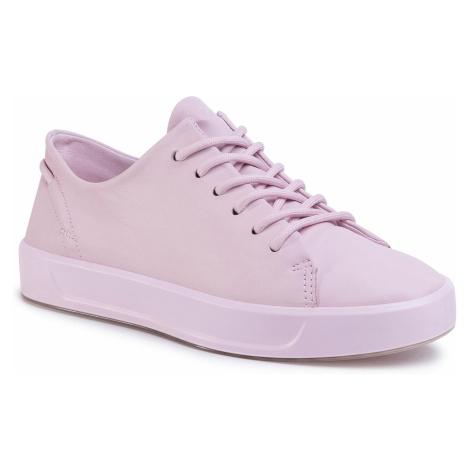 Sneakersy ECCO - Soft 8 W 45084301420 Blossom Rose