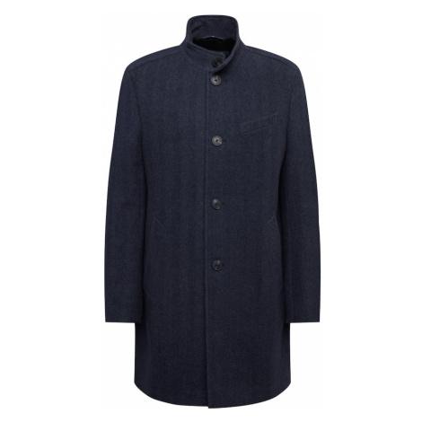 Marc O'Polo Płaszcz przejściowy ciemny niebieski