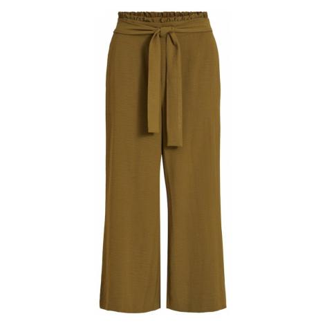 VILA Spodnie khaki
