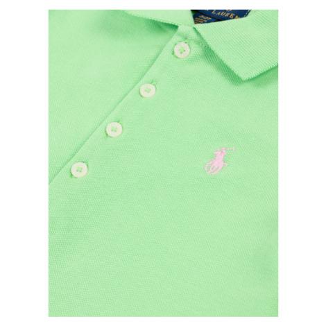 Polo Ralph Lauren Polo Interlock 311698589 Zielony Regular Fit