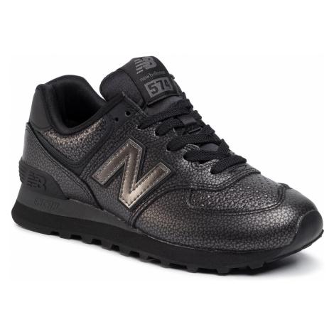 Sneakersy NEW BALANCE - WL574SOH Brązowy