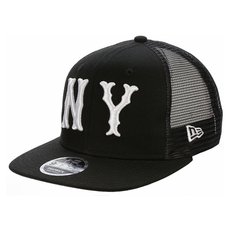czapka z daszkiem New Era 9FI Mesh MLB New York Higlanders - Official Team Colour