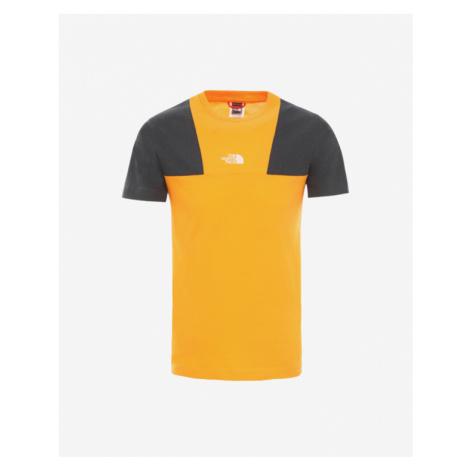 The North Face Yafita Koszulka dziecięce Żółty