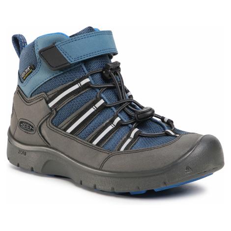 Trekkingi KEEN - Hikeport 2 Sport Mid Wp 1022781 Majolica/Sky Diver