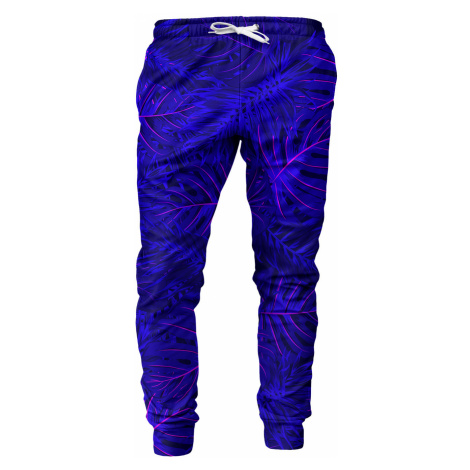 Women's sweatpants Mr. GUGU & Miss GO Tropical dark blue