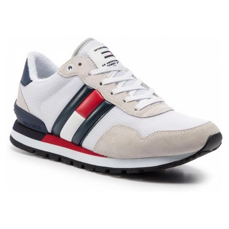 Sneakersy TOMMY JEANS - Casual Tommy Jeans Sneaker EM0EM00261 Rwb 020 Tommy Hilfiger