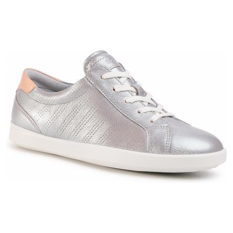 Sneakersy ECCO - Leisure 20503351322 Concrete/Powder