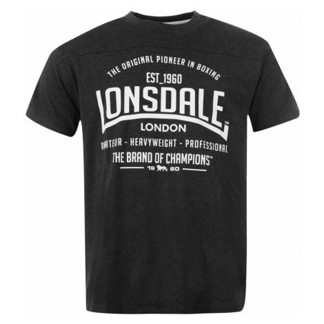 Men's t-shirt Lonsdale Box