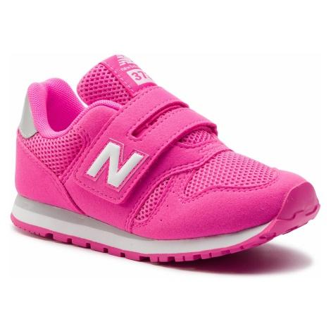 Sneakersy NEW BALANCE - YV373PK Różowy