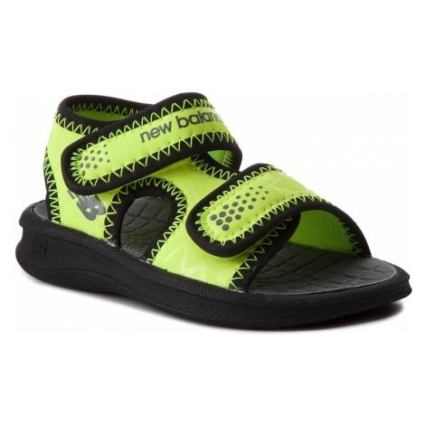 Sandały NEW BALANCE - K2031YL Zielony