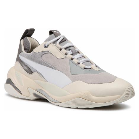 Sneakersy PUMA - Thunder Colour Block Wn's 370960 02 Quarry/White Smoke