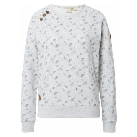 Ragwear Bluzka sportowa 'JOHANKA' opal / nakrapiany biały