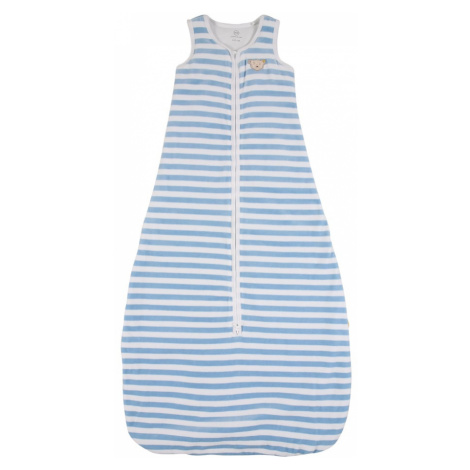 Steiff Collection Śpiwór jasnoniebieski / niebieski / beżowy