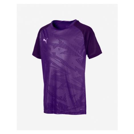 Puma Cup Training Jersey Core Koszulka dziecięce Fioletowy