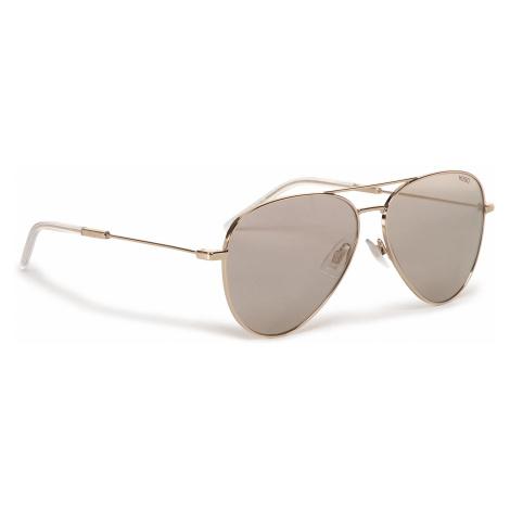 Okulary przeciwsłoneczne HUGO - 1059/S Gold J5G Hugo Boss