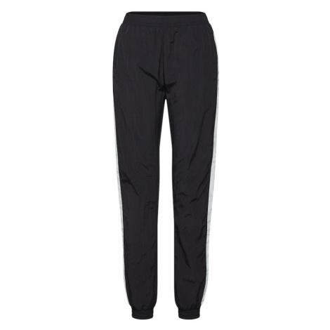 Urban Classics Spodnie biały / czarny