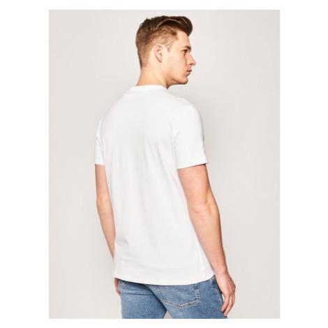 Guess T-Shirt Pool Party Tee M0GI70 J1300 Biały Slim Fit