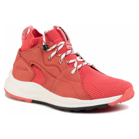 Sneakersy COLUMBIA - Sh/Ft Outdry Mid BL1020 Juicy/Black 608