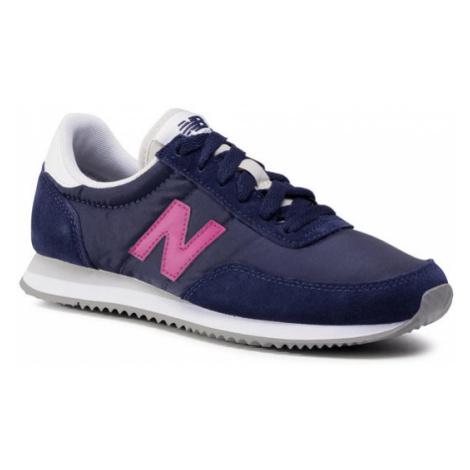 New Balance Sneakersy WL720ED Granatowy