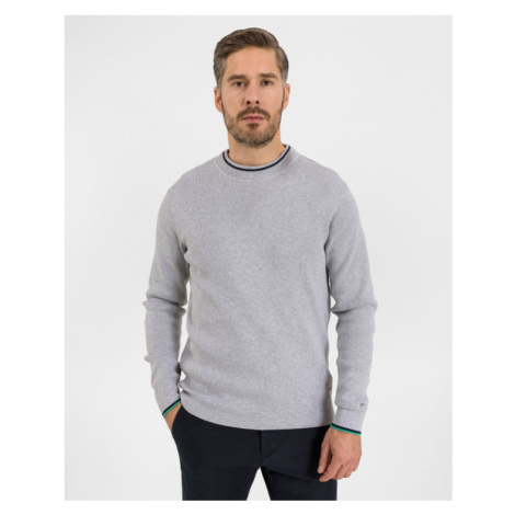 Jack & Jones Sweter Szary
