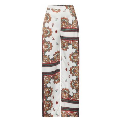 Missguided Spodnie biały