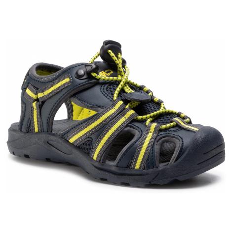 Sandały CMP - Aquarii 2.0 Hiking Sandal 30Q9664 Antracite/Cedro 44AK