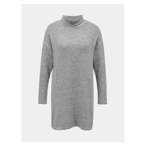 Tally Weijl szary długi sweter