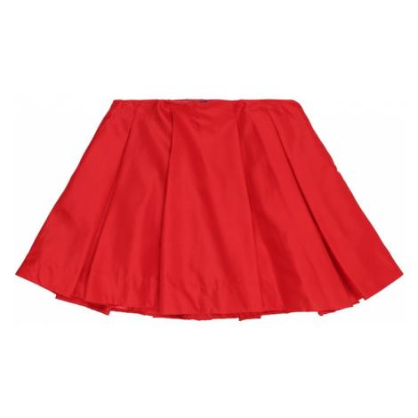POLO RALPH LAUREN Spódnica czerwony