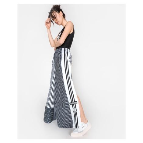 adidas Originals Track Spodnie Czarny Biały